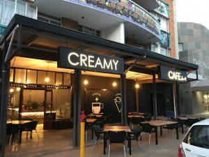Creamy Cafe